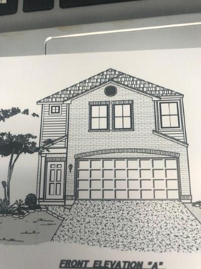 Houston Single Family Home For Sale: 13417 Hawick Terrace