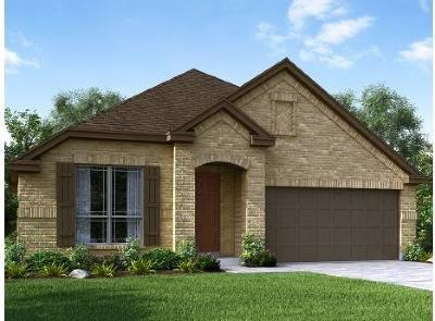 Pearland Single Family Home For Sale: 12606 Marley Hills Trail