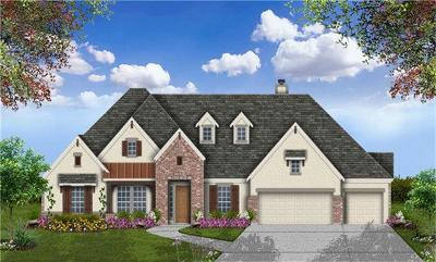 Fulshear Single Family Home For Sale: 30818 Crest View