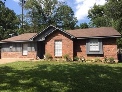 Conroe Single Family Home For Sale: 11962 Rose Road