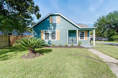 Houston Single Family Home For Sale: 5619 Craig Street