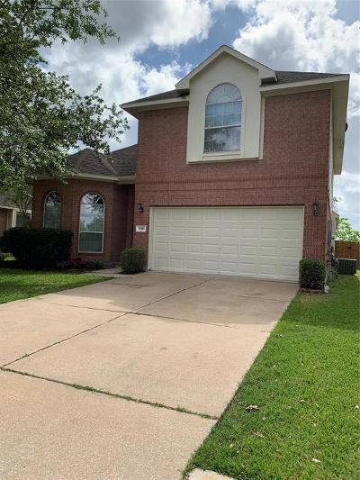 Dickinson Single Family Home For Sale: 3016 Meadow Bay Drive