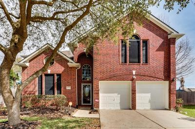 Friendswood Single Family Home For Sale: 16902 Sandy Reef Court