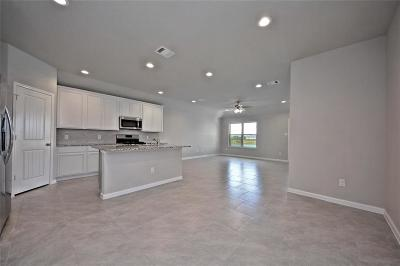 Rosenberg Single Family Home For Sale: 8719 Jamison Drive
