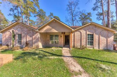 Humble Single Family Home For Sale: 3530 Lakelane Drive