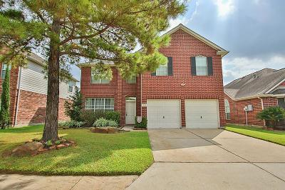 Houston Single Family Home For Sale: 11018 Redhaven Court