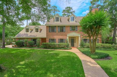 Montgomery County Single Family Home For Sale: 21 Bracken Fern Court
