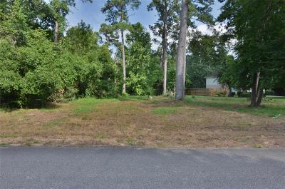 Conroe Residential Lots & Land For Sale: 2207 Llano Court