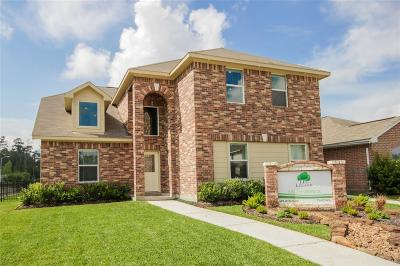 Houston Single Family Home For Sale: 7458 Ida Wells Forest Drive