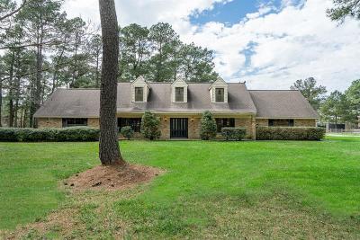 Cypress Farm & Ranch For Sale: 18414 Fenske Road