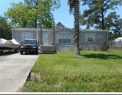 Seabrook Single Family Home For Sale: 5004 Pine Street