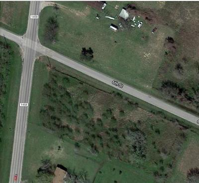 Sealy Residential Lots & Land For Sale: 6th Street
