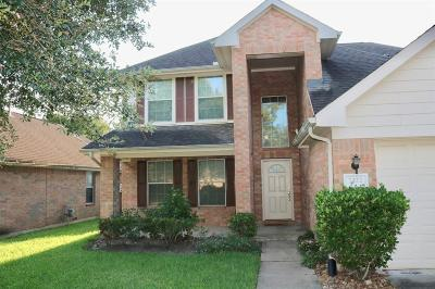 Richmond Single Family Home For Sale: 7422 Bannon Field Lane