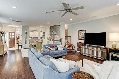 Houston TX Single Family Home For Sale: $439,000