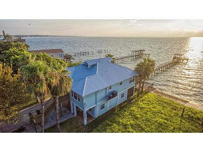 Kemah Single Family Home For Sale: 404 Bay Avenue