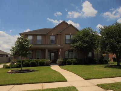Tomball Single Family Home For Sale: 18815 Emery Meadows Lane