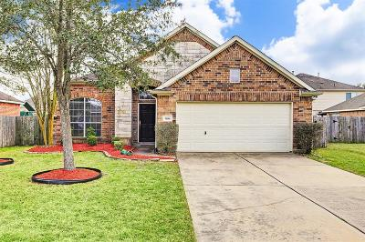 Pearland Single Family Home For Sale: 4806 Meridian Park Dr