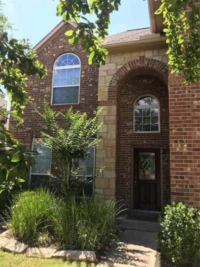 Katy TX Single Family Home For Sale: $310,000
