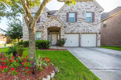 Katy TX Single Family Home For Sale: $350,000