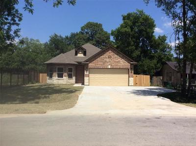 Houston Single Family Home For Sale: 6814 Carver Road