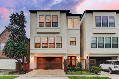 Houston Single Family Home For Sale: 5017 Inker Street