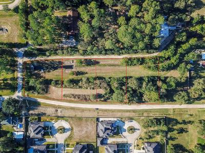 Cypress Residential Lots & Land For Sale: 00001 Pine Drive