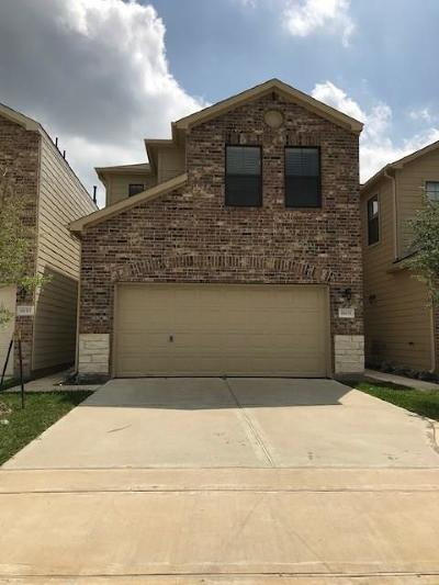 Katy Single Family Home For Sale: 18159 Bethany Manor Court