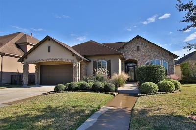 Cypress Single Family Home For Sale: 16031 Comal Bend Lane