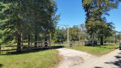 Willis Residential Lots & Land For Sale: 18357 Molk Road