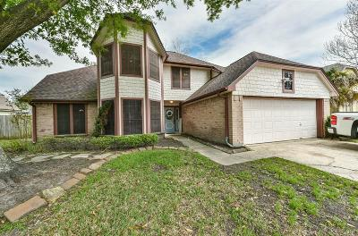Pearland Single Family Home For Sale: 2909 Tower Bridge Court