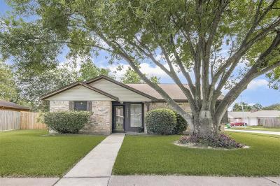 Houston Single Family Home For Sale: 10535 Sagevale Lane