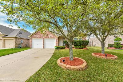 La Marque Single Family Home For Sale: 438 Naples Terrace Lane