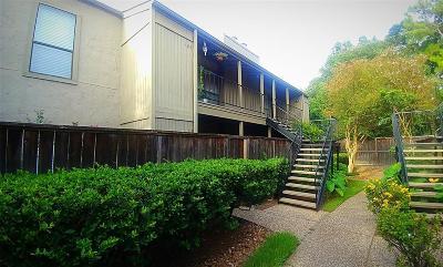 Houston Condo/Townhouse For Sale: 5711 Sugar Hill Drive #125