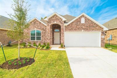 Kingwood Single Family Home For Sale: 21361 Somerset Shores Crossing