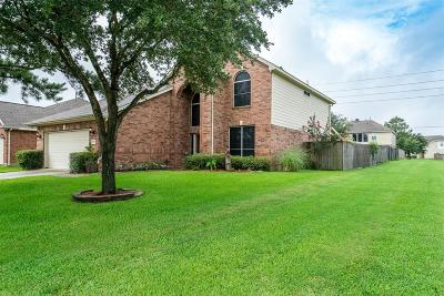 Tomball Single Family Home For Sale: 12123 Sandy Stream Drive