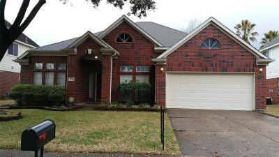 Sugar Land Single Family Home For Sale: 11722 Cobblestone Point Drive
