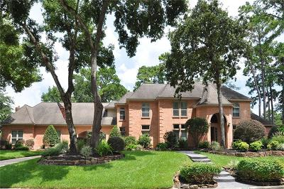 Kingwood Single Family Home For Sale: 1710 Brookside Pine Lane