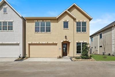 Galveston County, Harris County Single Family Home For Sale: 7720 North Fall Run Crossing
