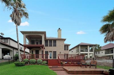 Seabrook Single Family Home For Sale: 2026 Lakeside Landing