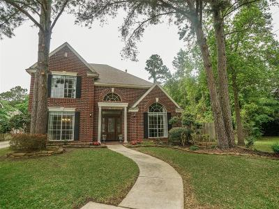 Kingwood Single Family Home For Sale: 5227 Walnut Peak Court