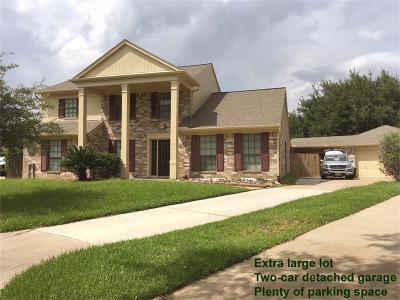 Sugar Land Single Family Home For Sale: 3119 Castle Lane