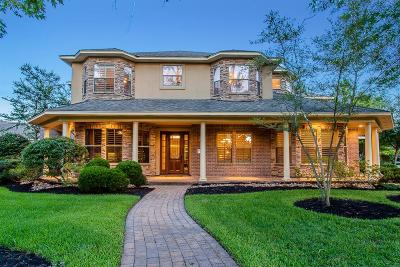 Conroe, Magnolia, Montgomery, The Woodlands, Willis Single Family Home For Sale: 22 Hunnewell