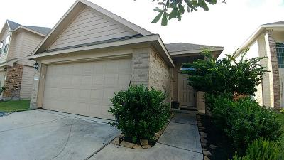 Humble Single Family Home For Sale: 2723 Puddle Duck Court