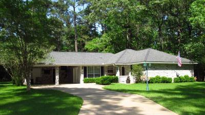 Trinity County Single Family Home For Sale: 14 Red Bud Road