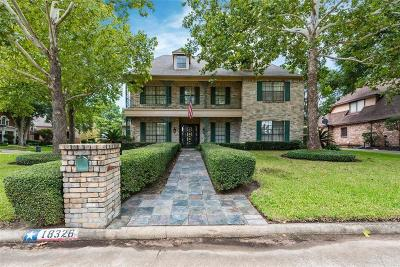 Houston Single Family Home For Sale: 18326 Wilstone Drive Drive