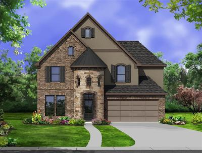 Fulshear Single Family Home For Sale: 28231 Long Mill