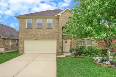 Kingwood Single Family Home For Sale: 21574 Rose Mill Drive