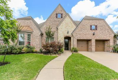 Richmond Single Family Home For Sale: 8702 Ruston Ridge Drive