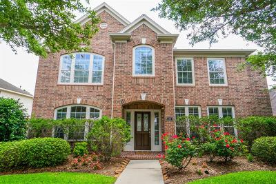 Katy Single Family Home For Sale: 4219 Parks Branch Ln