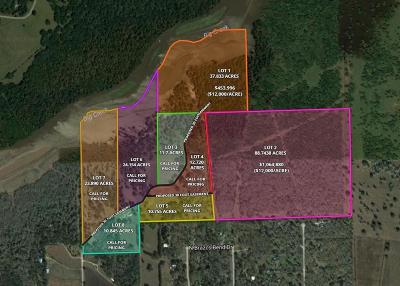 Farm & Ranch For Sale: Lot 5 Peters Road